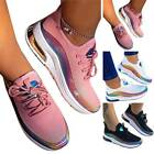 Kyпить Women Lace Up Breathable Trainers Sports Running Gym Sneakers Walking Shoes на еВаy.соm