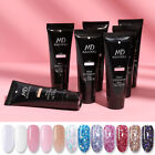 MAD DOLL Sparkling Extension Gel Nail Polish Quick Building Poly Extension Gel