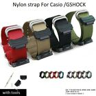 Nylon Watch Band Strap for G-SHOCK GA GD G GW DW GLS 5600 Bracelet Belt w Tool