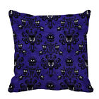 Disney Haunted Mansion Pattern Custom Print Cover Cushion Sofa Case Home Decor