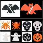 Halloween Spider Pumpkin Scary Witch Garland Paper House Party Decoration Prop