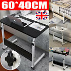 Notebook Computer Desk Adjustable Portable Laptop Table Trolley Sofa Bed Tray UK