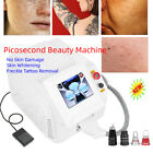 Picosecond Laser Tattoo Pigment Spot Removal Skin Whitening Beauty Machine NEW