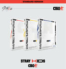 STRAY KIDS GO   1st Album STANDARD CD POSTER Photo Book 3 Card Film Lyric GIFT