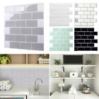 3d Self-adhesive Kitchen Wall Tiles Bathroom Mosaic Brick Stickers Home Decor