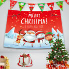 Colorful Hanging Flag Wall Tapestry Cloth Christmas XMAS Decoration Ornament Eag