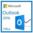 Genuine Outlook 2016 Full Version - Only Outlook Software