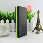 Fast Charging 2USB Charger Phone Power Bank 3000000mAh LED External Battery Pack