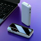 New 2000000mAh Portable Fashion Fast Battery Charger Backup 2USB Best Power Bank