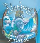 The Napping House by Audrey Wood & Don Wood (Hardcover w/Dust Jacket and CD)