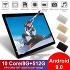 Kyпить 10.1 inch WiFi Tablet Android 9.0 Pad 8+512GB 10 Core Tablet GPS Dual Camera на еВаy.соm