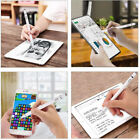 Rechargeable Capacitive Touch Screen Pen Stylus for iPhone iPad iPod Samsung