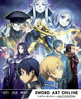 Sword Art Online III Alicization - Limited Ed. Box #02 (Eps 13-24) (3 Blu-Ray)