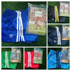 NEW Adidas Vintage Shorts Vinyl Shiny Beckenbauer 70s 80s Retro Germany