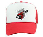 Trucker Hat Cap Foam Mesh School Team Mascot Cardinals Metal Don't Mess With