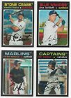 2020 Topps Heritage Minor League Base & SP #1-220 Complete Your Set You Pick!Baseball Cards - 213