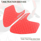 Tank Pad Decals Gas Knee Grip Traction Side for Ducati Monster 695 696 796 1100S