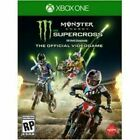 Monster Energy Supercross: the Official Videogame ( Playstation 4 2018)