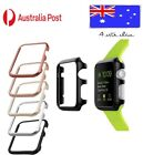 For Apple Watch Screen Protector Case 38/42/40/44mm Front Cover 1 2 3 4 5 6 Se