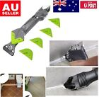 5 In 1 Caulking Tools Silicone Sealant Finishing Tool Grout Scraper For Kitchen