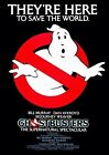 Ghostbusters Movie Poster- No Frame