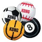 KONG Sports Balls Dog Toy with Squeaker - XS, Small, Medium, Large Dogs or Treat