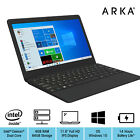 Arka Book Laptop 11.6 Inch Windows 10 Intel Celeron 4gb Ram 64gb - Refurbished