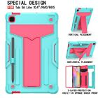 """For Samsung Galaxy Tab S6 Lite 10.4"""" P610/P615 Tablet Case Cover With T-Stand"""