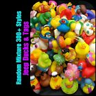 """Jeep rubber ducks 50 2"""" ducks set with choice of tags ducking jeeps Random Set"""