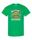 Christmas Toad frog toadly totally love T-shirt Red Green Black Limited Edition