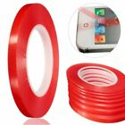 Внешний вид - 25M RED Adhesive Double Side Tape Strong Sticky For Cell Phone LCD Screen Repair