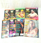 World Wrestling Federation Magazines