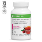 HERBALIFE Herbal Tea Concentrate 3.6 Oz -Raspberry + Chai + All Flavor, Exp 2022