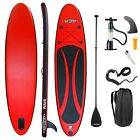 Best Inflatable Surfboards - Conwy Kayak - Inflatable Red SUP Stand Up Review