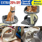 Pet Cat Kitten Tree Post Climbing Tower Activity Centre Scratching Toy Scratcher