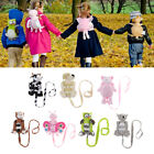 Baby Kid Safety Harness Toddler Walking Anti-lost Backpack Leash Bag Strap Rein