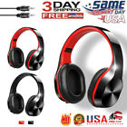 Wireless Pro Gaming Headset With Mic for XBOX One PS4 Headphones Microphone New