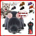 Funny Remote Control RC Rat Mouse MICE Wireless For Cat Dog Pet Toy Novelty Gift