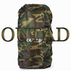 Waterproofing Backpack Rain Cover Bag Rucksack Oxford Fabric Camping Hiking