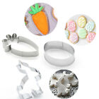 Baking Pastry Tool Easter Cookies Cutter Easter Rabbit Biscuit Mould Cake Mold