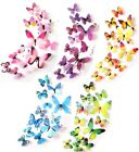 Decal Wall Butterflies Stickers For Home Decor