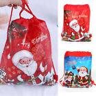 Toy Packing Pouch Storage Bags Non-woven Christmas Gift Bag Drawstring Bags
