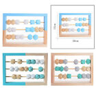 Wooden Abacus Calculating Beads Children Kids Early Learning Educational Toy