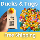 Jeep Ducks with Duck Tags