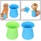 Portable Pet Mud Cleaner Washer Dog Cat Puppy Feet Clean Cup Brush