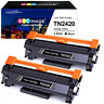 More images of GPC Image TN2420 TN-2420 Compatible Toner Cartridges for Brother TN2410 TN-2410