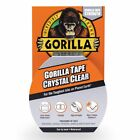 Gorilla Crytal Clear Tape High Strength Tough Tape Hand Tearable