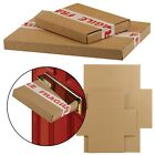 Strong Royal Mail Large Letter Box Cardboard Parcel Packing Postal Packaging