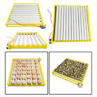Plastic Egg Incubator Tray Automatic Egg Turner for Chicken Duck Pigeon Quail,