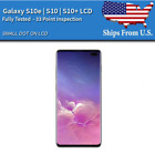 Samsung Galaxy S10E | S10 | S10 Plus LCD Replacement Screen With Frame (Dot-A)